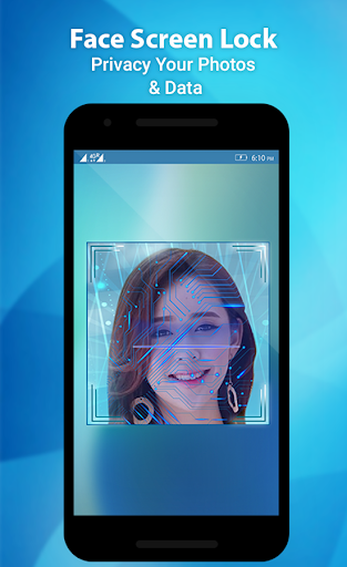 Face Screen Lock 1.5 screenshots 1