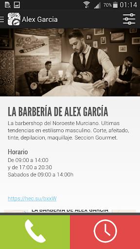 La Barbería de Alex García