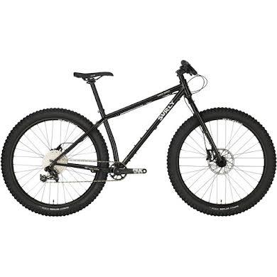 Surly Karate Monkey 27.5+ Bike Hi-Viz Black
