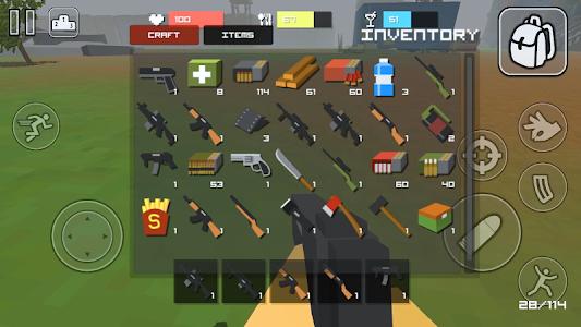 Zombie Craft Survival 5,33 (Mod Ammo)
