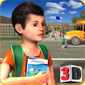 Preschool Simulator: Kids Learning Education Game