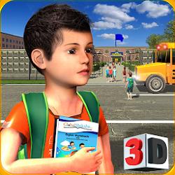 prasekolah simulator:anakanak permainan pendidikan