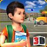Preschool Simulator: Kids Learning Education Game icon