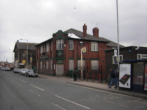 Photo: Deze pub (The Millmoor) was ooit verzamelplaats voor de supporters van 'the Millers'.