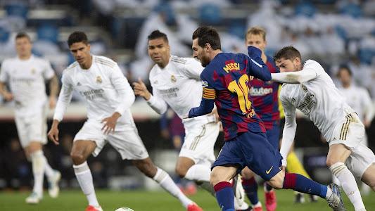 Jelang El Clasico Real Madrid Vs Barcelona, Lionel Messi Dihantui Kutukan Cristiano Ronaldo - Bolasport.com