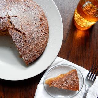 Cider Cake.