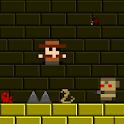 Pharaoh, the pixel adventure icon