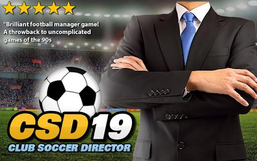 Club Soccer Director 2019 - Soccer Club Management 2.0.25 screenshots 17