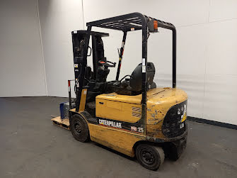 Picture of a CATERPILLAR EP25K PAC