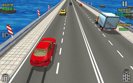 Highway Car Racing 2020: Traffic Fast Racer 3d apkpoly screenshots 4