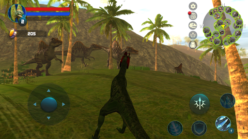 Dilophosaurus Simulator filehippodl screenshot 7