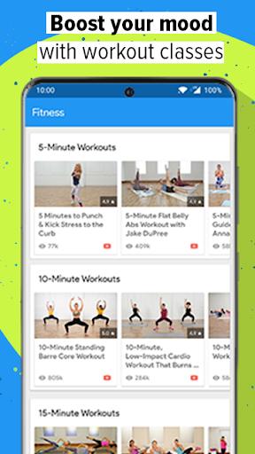 Fitness Home screenshot 4