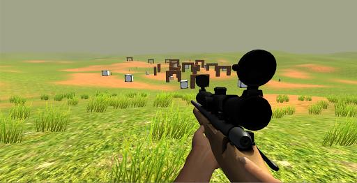 Sniper Shooting Area