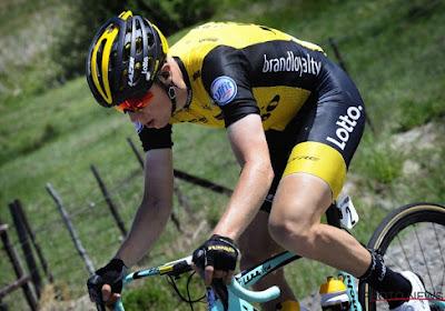 Floris De Tier geloofde vooraf in winst in zevende etappe