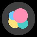 Black Pie - Icon Pack icon