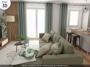 appartement à Saint-Méen-le-Grand (35)
