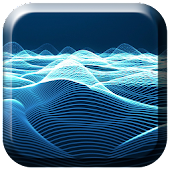 3D Wireframe Live Wallpaper