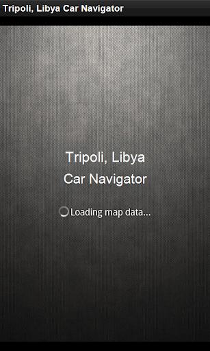 GPS Navigation Tripoli Libya