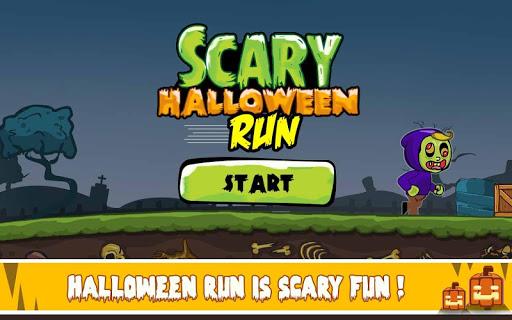 Scary Halloween Run