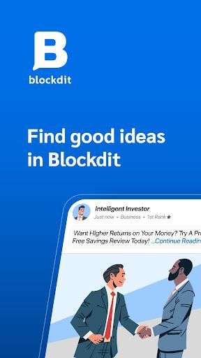 Blockdit 8.18.2 screenshots 1