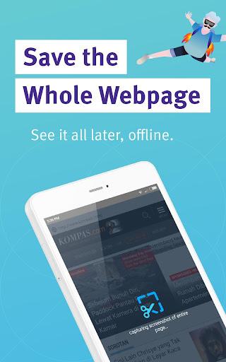 Firefox Rocket - Fast and Lightweight Web Browser screenshot 5