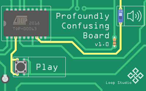 PCB - Profoundly Confusing Board - náhled