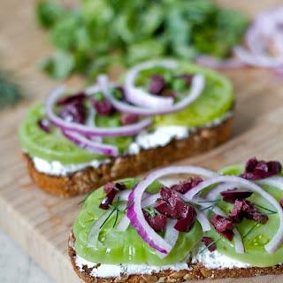 Green Tomato Tart Recipes