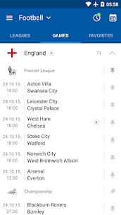 SofaScore Live Football Sport v5.82.9 Full APK 2