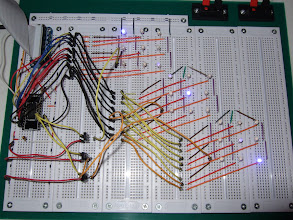 Photo: Multiplexing at 100Hz