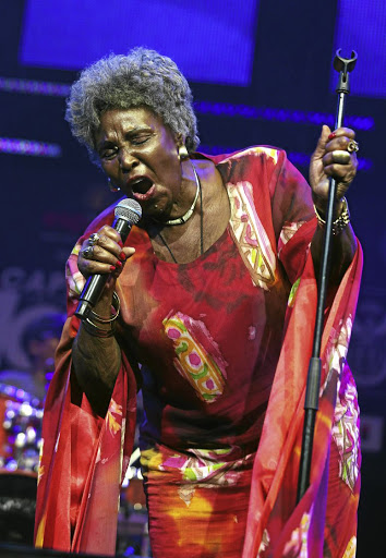 Jazz icon Dorothy Masuka, 83, is dead.