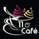 11 o' Cafe, Perungudi, Chennai logo