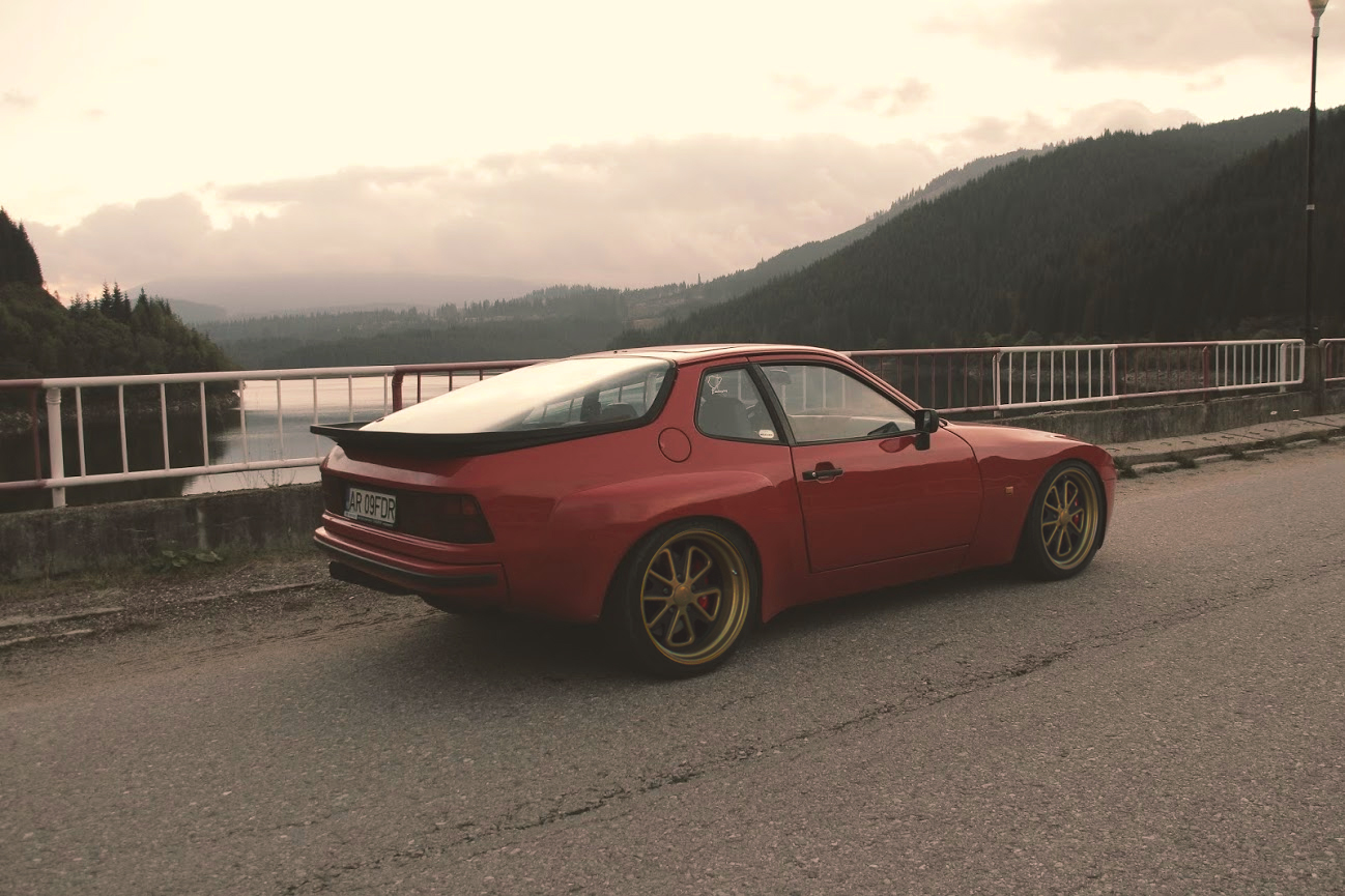 Outlaw 001 On A 944 Page 2 Rennlist Porsche