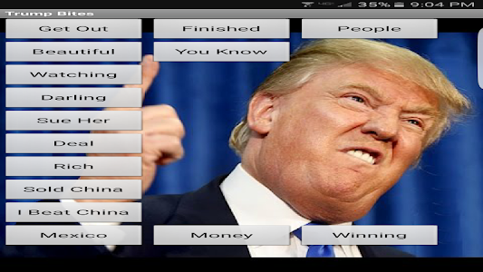 Trump Bites screenshot 2