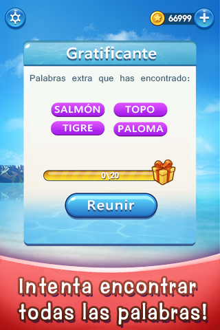 Palabra Crush - screenshot