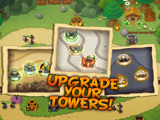 Realm Defense: Epic Tower Defense Strategy Game screenshot 19