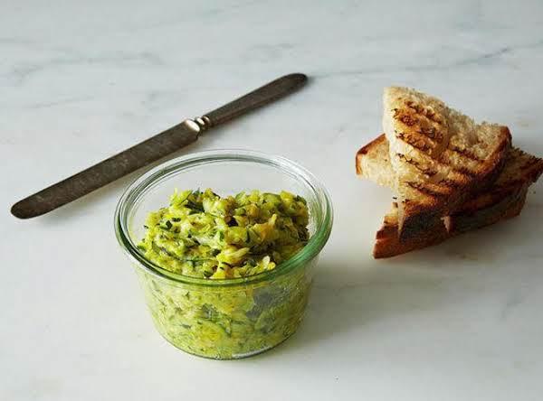 Jennie Cook's Zucchini Butter Recipe