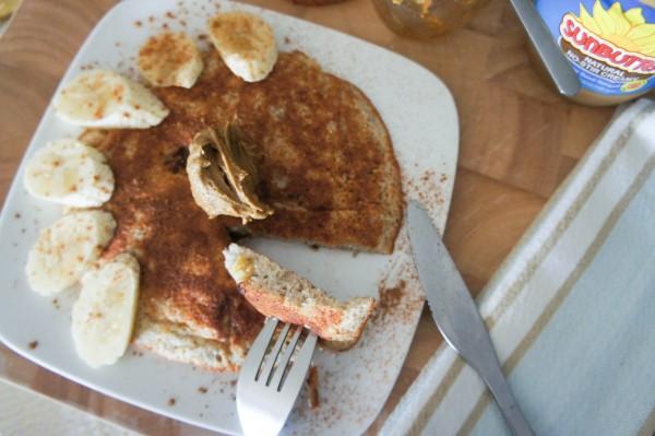 Perfect Buckwheat Protein Pancakes Recipe