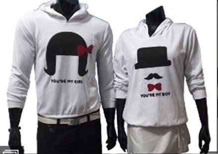 couple shirt design ideas 2017 screenshot thumbnail - Hoodie Design Ideas