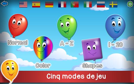 Crever Ballons - Jeux Bébés🎈 fond d'écran 1