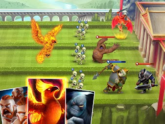 Castle Crush: Free Strategy Card Games APK screenshot thumbnail 11