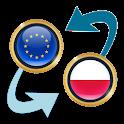 Euro x Polish Zloty icon