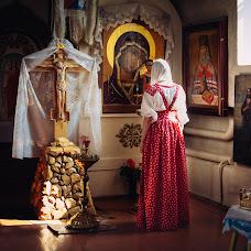 Wedding photographer Andrey Semenov (ochkarik96). Photo of 05.09.2016