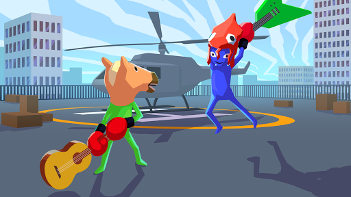 Gang Boxing Arena: Stickman 3D Fight filehippodl screenshot 3