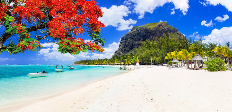 Mauritius is an ocean state with one of the largest exclusive economic zones in the world. Picture: SUPPLIED/PAM GOLDING/iSTOCK