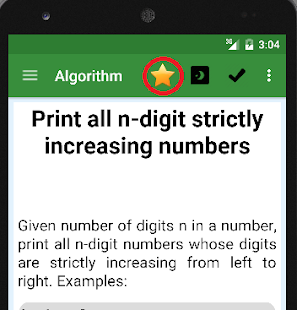 Programming Algorithms- screenshot thumbnail