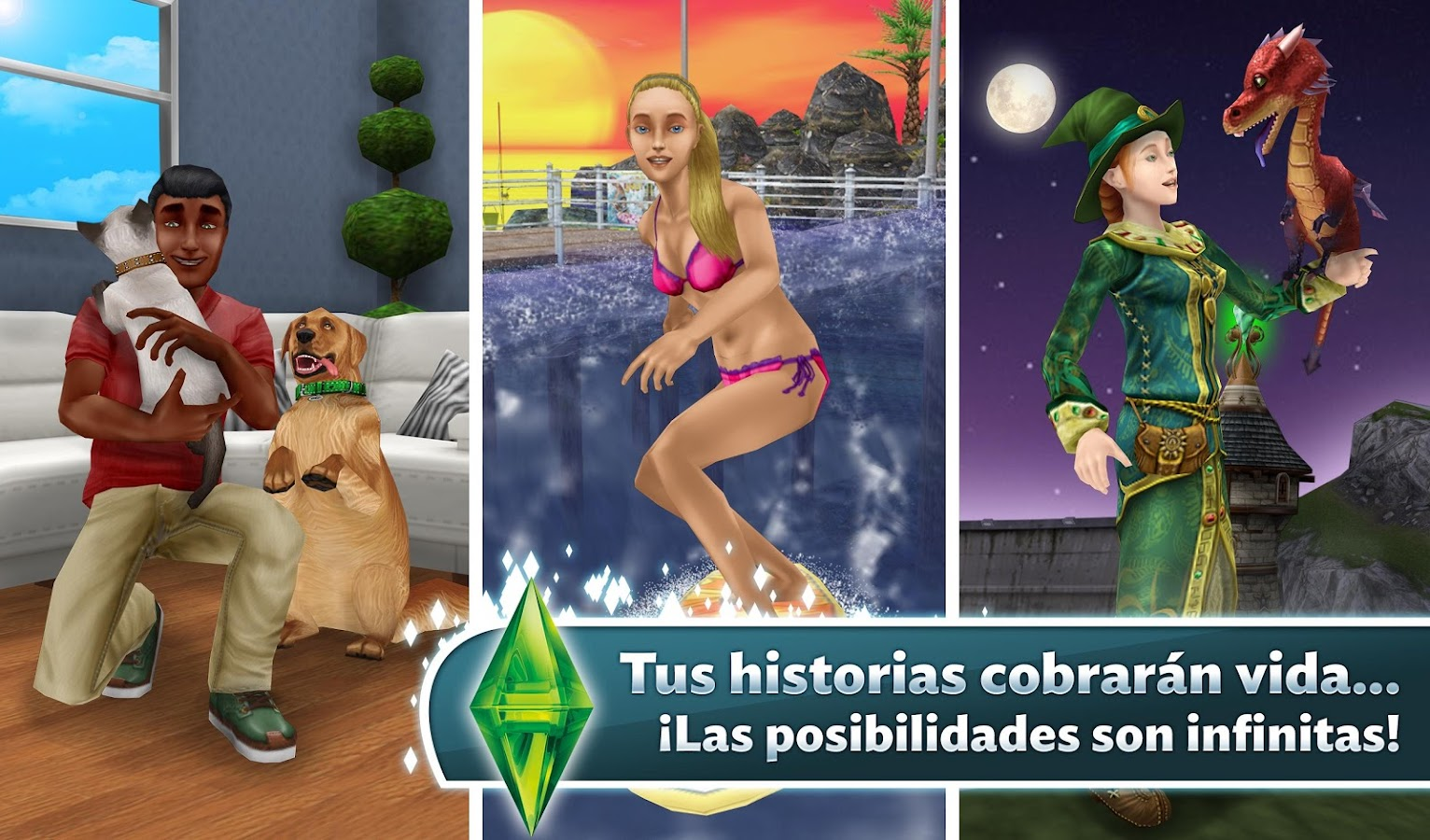 Los Sims™  FreePlay- screenshot