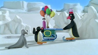 Pingu Wants To Fly