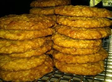 Cinnamon Chip Oatmeal Cookie