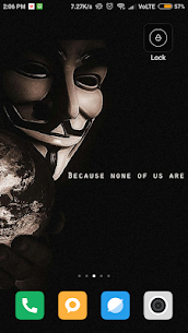 Anonymous Wallpaper Apk  Download For Android 4