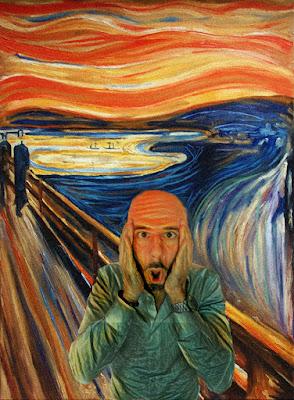 l'urlo di Sergio - l'urlo Munch di gds75photo